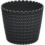 Prosperplast NITLY Blumentopf 26 cm, graphit DNY260