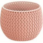 Prosperplast Splofy Bowl Basic Blumentopf 18 Cm, Pfirsich Dksp180n-488u