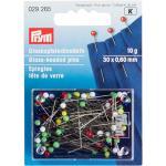 Prym Glaskopf-Stecknadeln (bunt/ 10 g)
