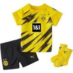 PUMA BVB Borussia Dortmund Mini-Kit Babys Heimtrikot 2020/21