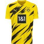 Reduzierte Schwarze Puma BVB Sportartikel für Herren - Heim 2020/21