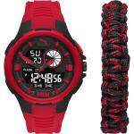Puma Puma Herren-Uhren Analog Quarz One Size 88173775