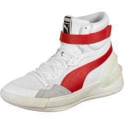 Puma Sky Modern Sneaker weiß rot