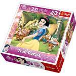 Puzzle 3D 120 Disney ksiezniczki Wesola orkiestra