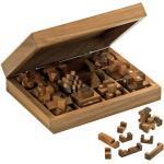 Puzzle-Edition - 12 Stück - Denkspiel - Knobelspiel - Geduldspie