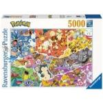 Puzzle: Pokémon Allstars (5000 Teile)