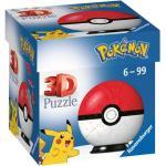 Puzzleball - Pokeball Classic (54 Teile)