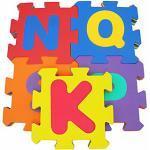 Puzzlematte Baby 59 tlg Spielmatte Baby XXL Puzzle Kinder Krabbeldecke Turnmatte Bodenpuzzle