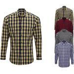 Langärmelige Premier Workwear Herrenarbeitshemden