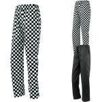 Schwarze Premier Workwear Oeko-Tex Freizeithosen für Herren