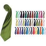 PW750 Premier Workwear Satin Tie 'Colours'