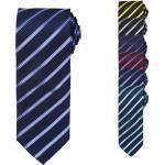 Marineblaue Sportliche Premier Workwear Damenkrawatten & Damenschlipse Einheitsgröße