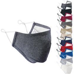 Atmungsaktive Premier Workwear Stoffmasken wiederverwendbar für Herren Einheitsgröße
