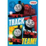PYRAMID Poster »Thomas and Friends Poster Track Team«