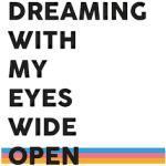 queence Leinwandbild Spruch Dreaming bunt Leinwandbilder Bilder Bilderrahmen Wohnaccessoires