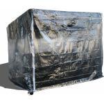 Quick-star - Schutzhülle für Hollywoodschaukel Triumph 3 Sitzer 215x123x180cm PVC transparent