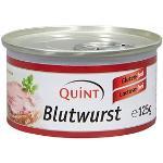 QUINT Blutwurst Dosenwurst 125 g