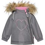 Racoon Baby-Girls Gorman Winter Jacket AW, Mini DOT, 92