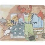 Rannenberg & Friends Maus-Pad Tilda-Nettworking