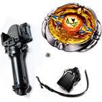 Rapidity Kampfkreisel Flash Sagittario- Mega Metal Fusion, für Beyblade Masters