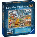 Ravensburger 12926 AT EXIT KIDS Siggiland 368 368 Teile Puzzle