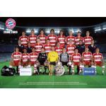 Ravensburger 131617 - FC Bayern München Saison 2008/2009 - 300 Teile Puzzle