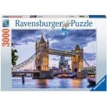 RAVENSBURGER 16017 Puzzle - London, du schöne Stadt - 3000 Teile