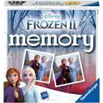 Ravensburger 24315 - Disney Frozen Memory, der Spieleklassiker für alle Frozen Fans, Merkspiel für 2-8 Spieler ab 4 Jahren