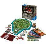 Ravensburger 26294 - Park Danger Adventure Strategiespiel für Kinder & Erwachsene ab 10 Jahren und Up-add yo Your Jurassic World