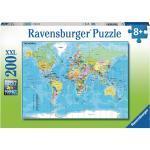RAVENSBURGER Die Welt Puzzle, Mehrfarbig