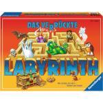 Ravensburger Familienspiel Such- und Schiebespiel Das verrückte Labyrinth 26446