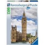 Ravensburger Findus am Big Ben Puzzle 1500 Teile