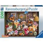RAVENSBURGER Gelini Familienporträt Puzzle, Mehrfarbig