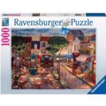 RAVENSBURGER Gemaltes Paris Puzzle, Mehrfarbig