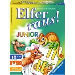 Ravensburger Kartenspiel Kartenlegespiel Elfer raus Junior 20760