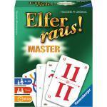 Ravensburger Kartenspiel Kartenlegespiel Elfer raus Master 20756