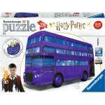 RAVENSBURGER Knight Bus - Harry Potter 3D Puzzle, Mehrfarbig