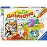 Ravensburger tiptoi® – interaktives Spiel – alle Meine Tiere – ab 3 Jahren – 00838