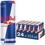 Red Bull Energy Drink, 24 x 355 ml, Dosen Getränke 24er Palette, OHNE PFAND