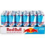 Red Bull Energy Drink Sugarfree 0,355 Liter Dose, 24er Pack