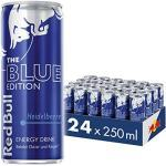Red Bull The Blue Edition, 24er Pack (24 x 259 g)