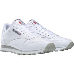 Reebok Classic »Classic Leather M« Sneaker, INT-WHITE/LT. GREY