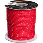 Reflektierendes Seil auf 30 Meterrolle rot