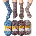 Regia Sockenwolle Cotton Color Around the World