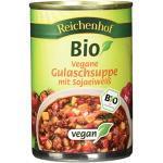 Reichenhof Bio Vegane Gulaschsuppe, 6er Pack (6 x 400 g)
