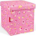 reisenthel kids Sitzbox sitbox ABC friends pink