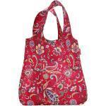 Reisenthel mini maxi shopper Paisley Ruby