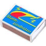 Relags BasicNature Sturmstreichhölzer, 10 Schachteln mit je 20 Streichhölzern