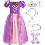 Lila Rapunzel – Neu verföhnt Rapunzel Faschingskostüme & Karnevalskostüme für Kinder