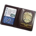 Resident Evil Biohazard S.T.A.R.S RPD Albert Wesker Ausweis-& Kartenhüllen Brieftasche | Leon Chris Jill Kostüm Cosplay